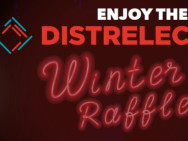 Distrelec Winter Raffle Tag 2