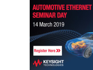 Automotive Ethernet  Seminar Day