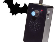 """Cool Summer"" Gratis-Artikel: Fledermaus-DetektorPLUS"