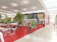 tbp auf dem neuen Campus für die Hightech-Fertigungsindustrie