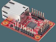 Preiswert und Open Source: Seriell/Ethernet-Konverter mit WIZ750SR, WIZ752SR