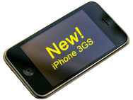 Fast keine moderne App läuft auf dem iPhone 3GS. Bild: nvog86 / Wikipedia.