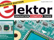 """Elektor Business Edition 3/2018 """"Sensoren & Messtechnik"""" jetzt erhältlich"""