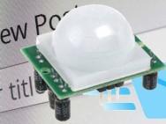 Capteur infrarouge passif (PIR) avec alertes par courrier électronique