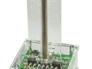 Banc d'essai : thermomètre à bargraphe Nixie, en kit