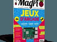 Parution du MagPi n°8 (mai-juin 2019)