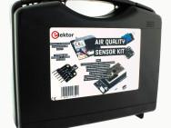 Assortiment de capteurs de qualité de l'air – Kit Elektor