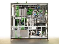 Générateur mobile à acide formique