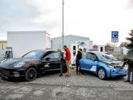 FastCharge: Laden met 450 kW. Afbeelding: BMW.