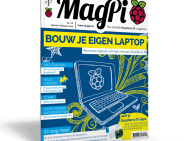 Nieuwe MagPi Magazine is verkrijgbaar