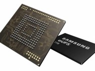 Record van Samsung: 1 TB flashgeheugen op één enkele chip
