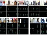 Voorbeelden van verschillende bewegingen in verschillende omstandigheden (afbeelding: De ingenieur/MIT CSAIL).