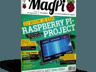 MagPi nummer 9 in teken van amateurradio