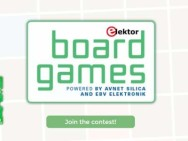 "De Elektor Board Games: ""Design for a better World"""