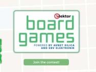 "De Elektor Board Games: ""Design for a better World"""
