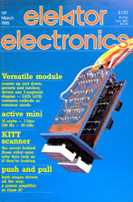 Elektor 03/1985 (EN)