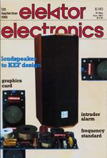 Elektor 09/1985 (EN)