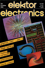Elektor 10/1985 (EN)