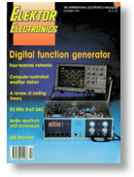 Magazine 10/1991
