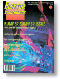 Magazine 7/1993