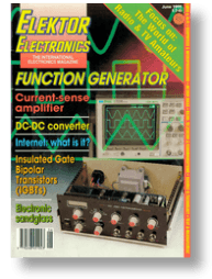 Magazine 6/1995