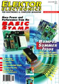 Magazine 7/2001
