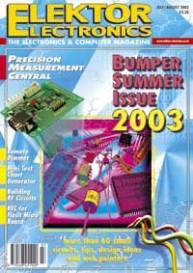 Magazine 7/2003