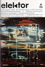 Elektor 1970/07 (DE)