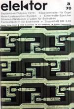 Elektor 1970/09 (DE)