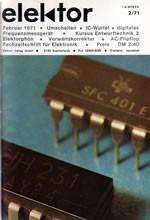 Elektor 1971/02 (DE)