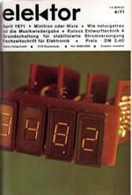 Elektor 1971/04 (DE)