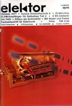 Elektor 1971/10 (DE)