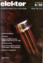 Elektor 1972/04 (DE)