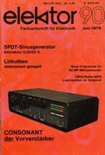 Elektor 1978/06 (DE)