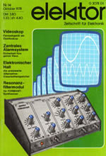 Elektor 1978/10 (DE)