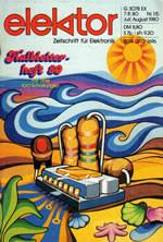 Elektor 07/1980 (DE)
