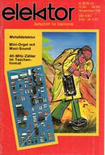 Elektor 11/1981 (DE)
