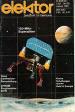 Elektor 01/1982 (DE)