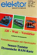 Elektor 04/1982 (DE)