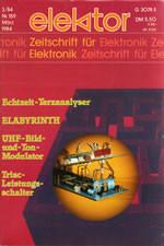 Elektor 03/1984 (DE)