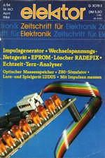 Elektor 04/1984 (DE)