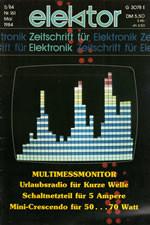 Elektor 05/1984 (DE)