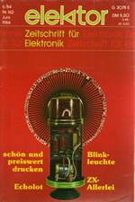 Elektor 06/1984 (DE)