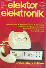 Elektor 09/1984 (DE)