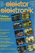 Elektor 10/1984 (DE)