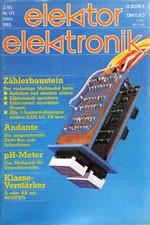 Elektor 03/1985 (DE)