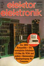 Elektor 05/1985 (DE)