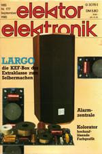 Elektor 09/1985 (DE)