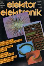 Elektor 10/1985 (DE)