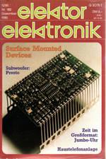 Elektor 12/1985 (DE)